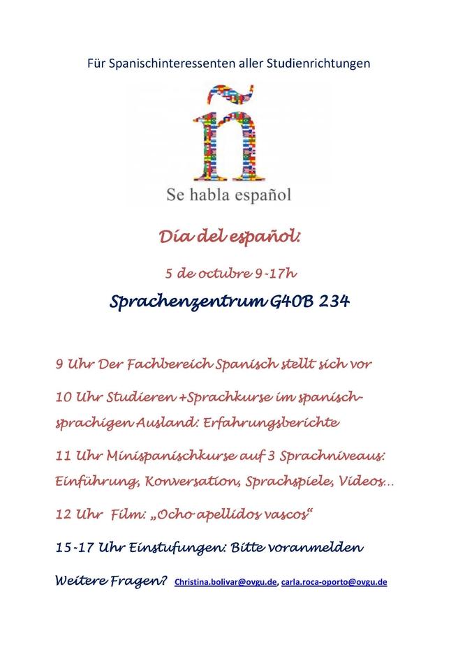 Día del español Ws17
